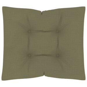 põrandapadi/euroaluse istumispadi 60 x 61 x 10 cm beež
