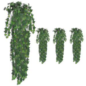 kunstluuderohust põõsad 4 tk rohelised 90 cm