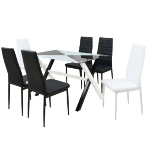 laua ja toolide komplekt