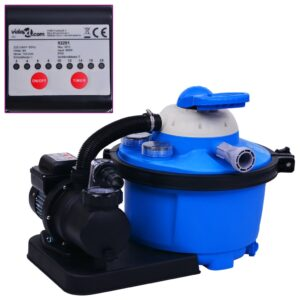 liiva filterpump taimeriga 450 W 25 l