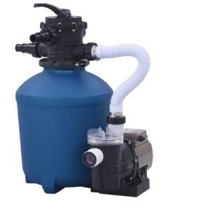 liiva filterpump taimeriga 530 W 10 980 l/h