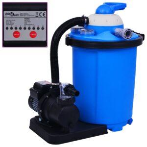liiva filterpump taimeriga 550 W 50 l