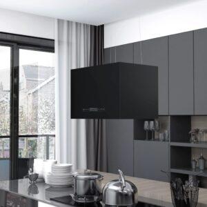 rippuv köögisaare kubu puutetundlik LCD 55 pulbervärvitud teras