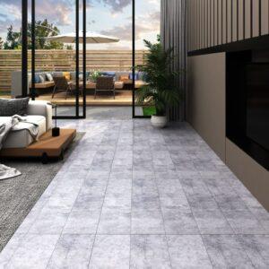 PVC-st põrandaplaadid