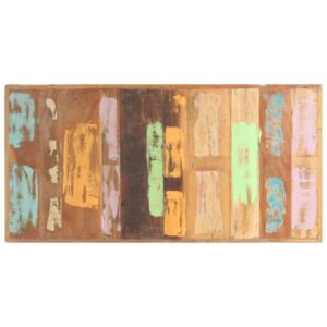 lauaplaat tugevast taastatud puidust 16 mm 140 x 70 cm