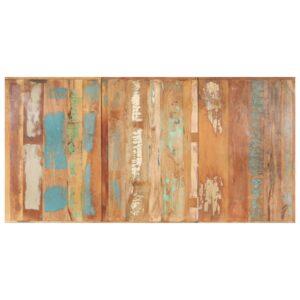 lauaplaat tugevast taastatud puidust 16 mm 160 x 80 cm