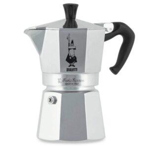 Espressokann Bialetti Moka express 4 tassile