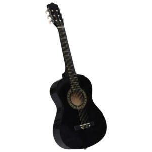 klassikaline kitarr algajatele ja lastele