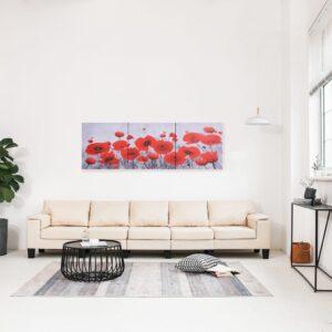 seinamaalikomplekt lõuendil