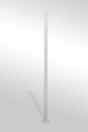 Aiapost rotangist aiapaneelidele 6 x 4 x 195 cm