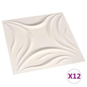 12 seinapaneeli 3D
