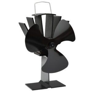 soojusenergial põhinev ahjuventilaator 3 labaga