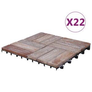 terrassiplaadid 22 tk