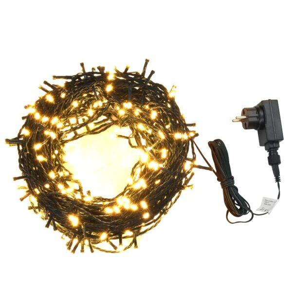 valguskett 2000 LEDiga õue ja tuppa 200 m IP44