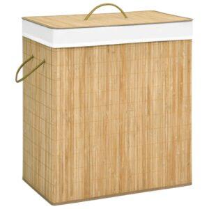 bambusest pesukorv