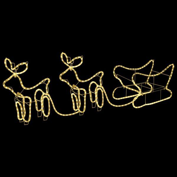 õue jõulukaunistus