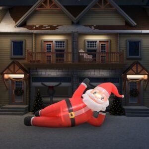 täispumbatav jõuluvana
