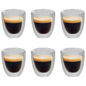 topelt termoklaas espresso jaoks