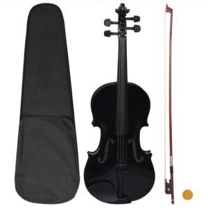 viiuli komplekt poogna ja lõuatoega