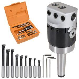 15 tk ava treimise tööriistakomplekt 50 mm pea MT2-F1-12