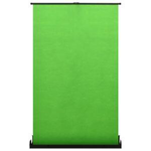fototaust roheline 55'' 4:3