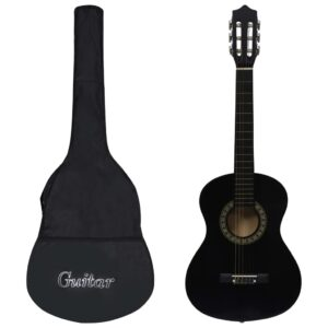 klassikaline kitarr algajatele ja lastele kotiga
