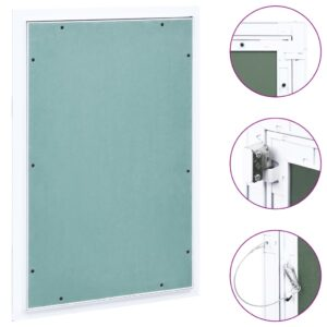 ligipääsupaneel alumiiniumraami ja kipsiga 300 x 600 mm