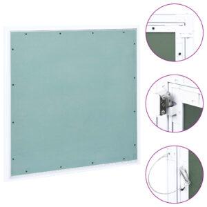 ligipääsupaneel alumiiniumraami ja kipsiga 600 x 600 mm