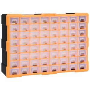 mitme sahtliga organiseerija 64 sahtliga 52 x 16 x 37