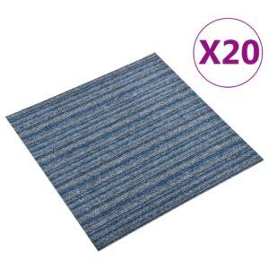 põranda plaatvaibad 20 tk