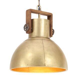 tööstuslik laelamp 25 W messing