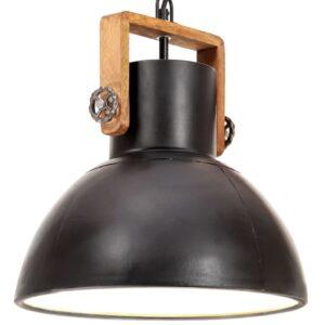 tööstuslik laelamp 25 W must
