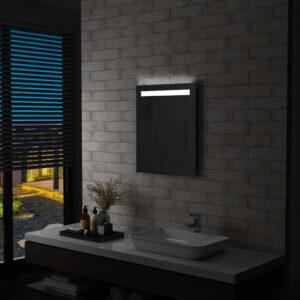 vannitoa LED-seinapeegel 50 x 60 cm