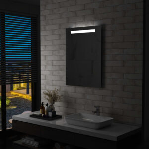 vannitoa LED-seinapeegel 60 x 80 cm