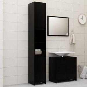 3-osaline vannitoamööbel