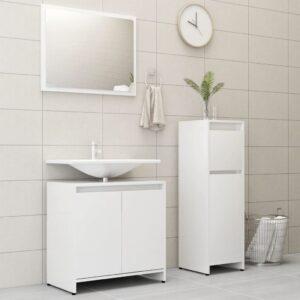 3-osaline vannitoamööbli komplekt