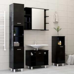 4-osaline vannitoamööbel