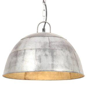 tööstuslik vanaaegne laelamp 25 W hõbedane