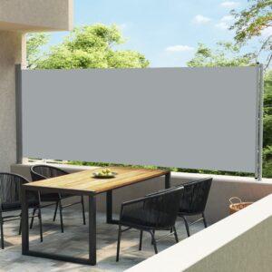 lahtitõmmatav terrassi külgsein