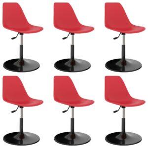 pöörlevad toolid 6 tk