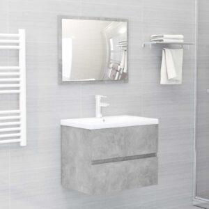 2-osaline vannitoamööbli komplekt