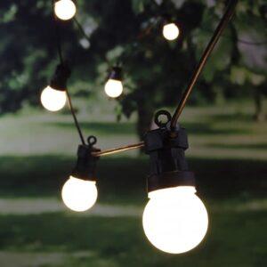 HI LED valguskett 20 kuuliga 1250 cm