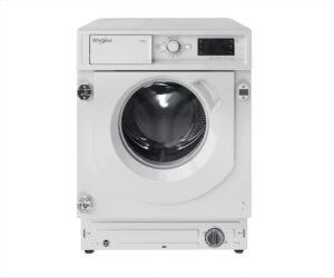 Integreeritav kuivatiga pesumasin Whirlpool BIWDWG751482