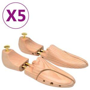 kingapuud 5 paari suurus 40–41 männipuit