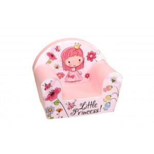 """Pehme tugitool lastele - """"Väike printsess"""""""