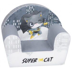 """Pehme tugitool lastele - """"Super kass"""""""