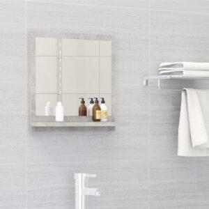 vannitoa peeglikapp betoonhall 40x10