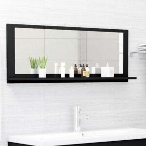 vannitoa peeglikapp must 100x10