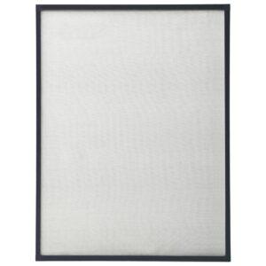putukavõrk aknale antratsiithall 80 x 120 cm