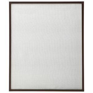 putukavõrk aknale pruun 110 x 130 cm
